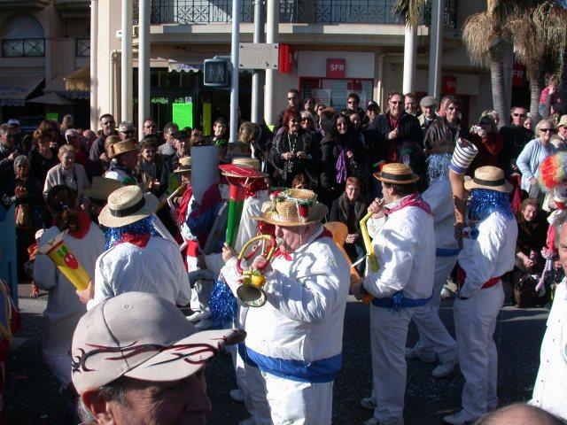 Menton radish band