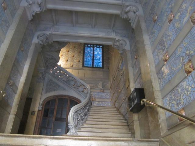 The lobby, Casa Thomas