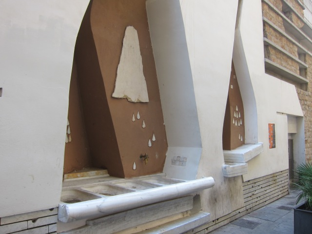 Fountains de Sant Caterina