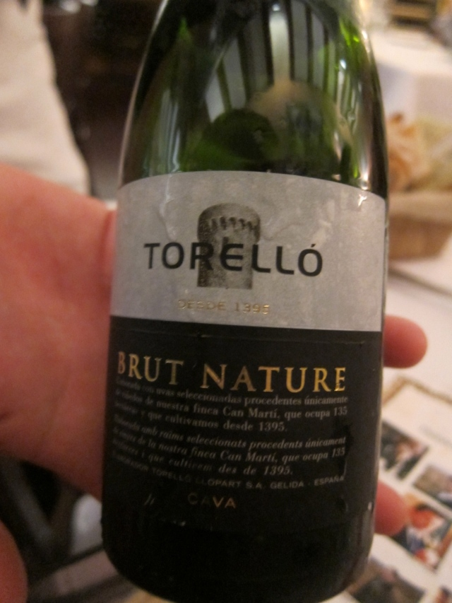The Torelló family have been making cava since 1395, for 24 generations!